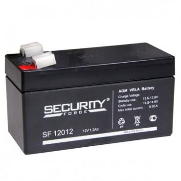 Аккумулятор SF 12012 12В 1,2А