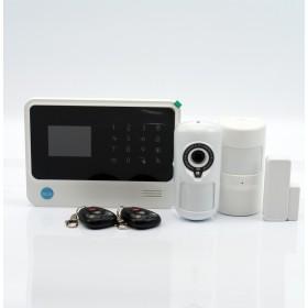 GSM Wi-Fi сигнализация ALFA G90-видео
