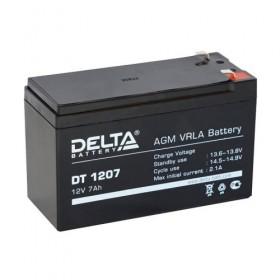 Аккумулятор DT 1207 12В 7Аh