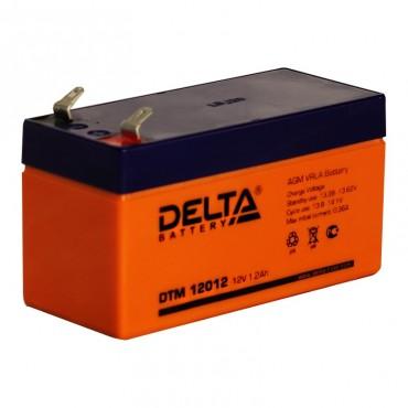 Аккумулятор DTM 12012 12В 1,2А