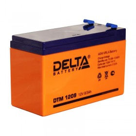 Аккумулятор DTM 1209 12В 9Аh