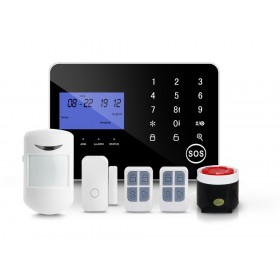Охранная сигнализация ALFA G50 со встроенным GSM модулем