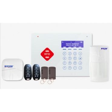 Охранная сигнализация ALFA G60 со встроенным GSM модулем