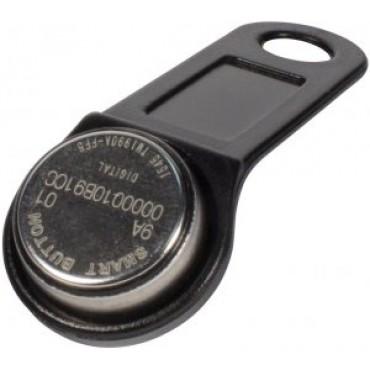 Ключ электронный Touch Memory с держателем, TM1990A-F5 (черный)