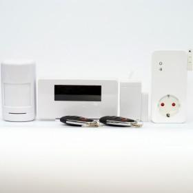 GSM сигнализация SimPal-G212T с ведомой розеткой SimPal T20