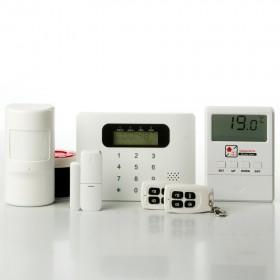 GSM сигнализация ALFA G40 с датчиком температуры