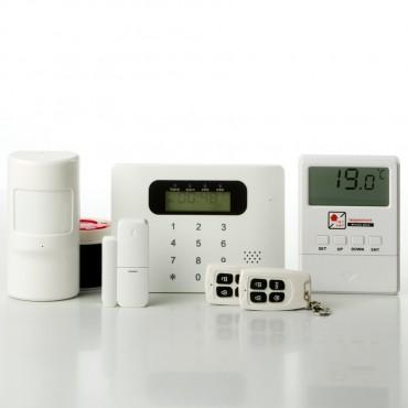 GSM сигнализация ALFA G40 с температурным датчиком