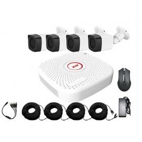 Комплект AHD видеонаблюдения XVR041MP