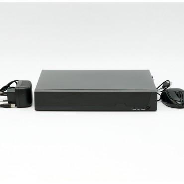 9 канальный IP видеорегистратор H265 5МП KDM-7863E