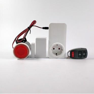 Комплект звуковой охранной сигнализации Simpal-T110