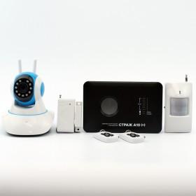 GSM сигнализация Страж А10-видео