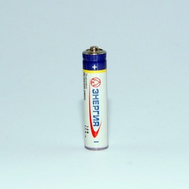 Литиевая батарейка тип AAA (FR03) Энергия
