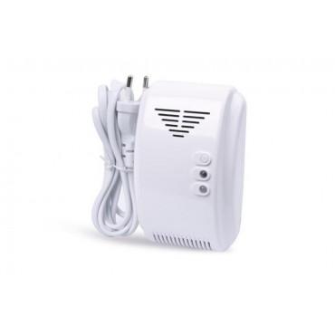 Датчик (сигнализатор) утечки газа S003 с радиомодулем 433 мГц