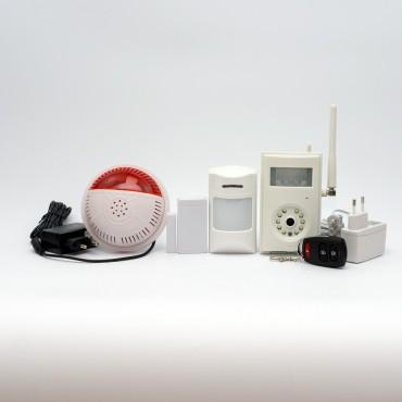 GSM 3G видеосигнализация SimPal-G4A