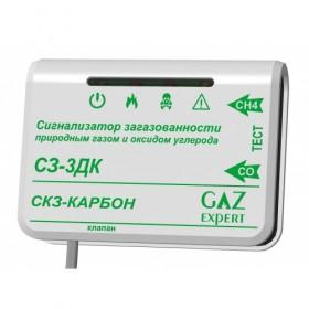 Сигнализатор СЗ-3ДК природного и угарного газа