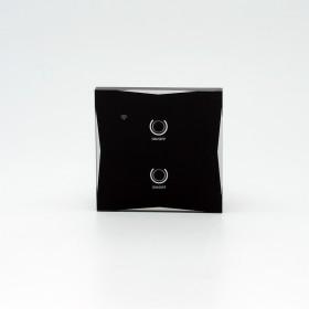 Сенсорный WiFi выключатель света на АВК-2 (2 клавиши)