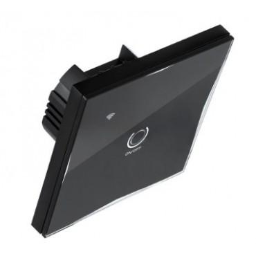 Сенсорный WiFi выключатель света на АВК-1 (1 клавиша)