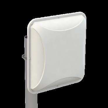 Антенна Petra Broad Bend 75 MIMO 2x2 (3G + 4G MIMO), направленная, тип – панельная/14Дб, 2*F-female