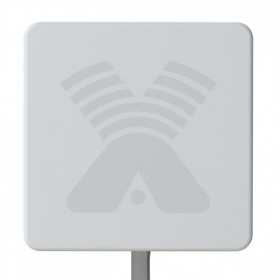 Антенна AGATA-F MIMO 2x2 (3G MIMO+4G MIMO), направленная, тип – панельная/17Дб/2*F-female