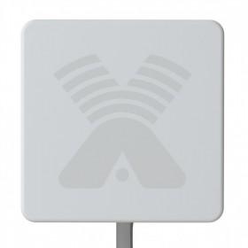 Антенна ZETA-F MIMO 2x2/LTE1800/3G/LTE2600, направленная, тип – панельная/17-20Дб/2*F-female