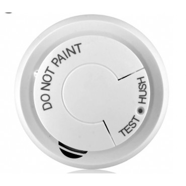 Автономный дымовой извещатель WSD 10 с WIFI модулем для подключения к сети Интернет
