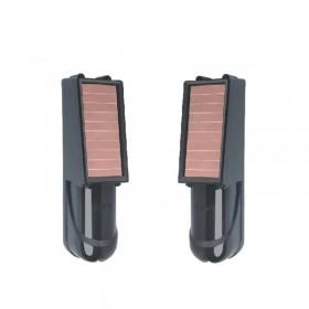 Беспроводной ИК датчик периметра с зарядом АКБ от солн. батареи ALTG 10