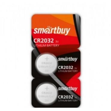 Батарейка Smartbuy CR 2032 BL5