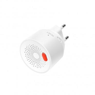 Сигнализатор загазованности на природный (сжиженный газ) с WiFi управлением Tuya Smart CЗ-4A