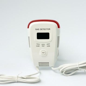 Сигнализатор утечки газа с возможностью управления клапаном и манипулятором GAS 10 (опция)