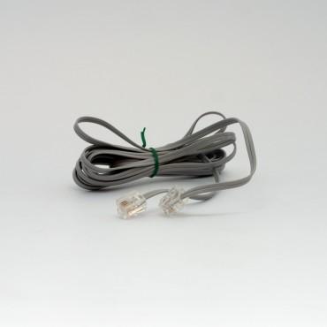 Кабель соединительный для подключения блоков датчиков СИКЗ, БУГ, УСД к блоку питания, ЭКО-М, БПУ