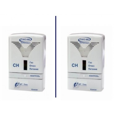 Система автоматического контроля загазованности САКЗ-МК-2-1Аi (природный газ + оксид углерода)