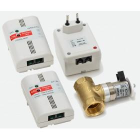 Комплект контроля загазованности СИКЗ+БУГ-25