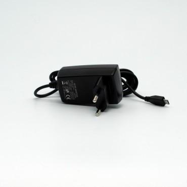 Розеточный блок питания (БП) 5В 0,6А V8 micro
