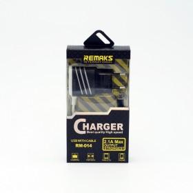 Адаптер 5В 1,5-2А V8 micro