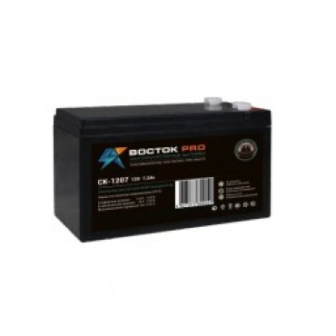 ВОСТОК Аккумуляторная батарея CK 1207