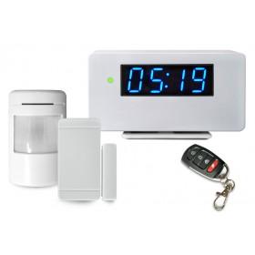 Охранная сигнализация SimPal-W240 с WiFi подключением