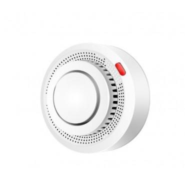 Извещатель дымовой оптический с Wi-Fi подключением WSD 18 Tuya Smart