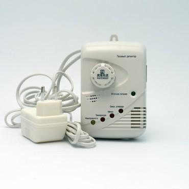 Сигнализатор загазованности PH07A (природный/угарный газ, 57℃ оповещение)