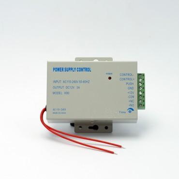 Контроллер управления питанием СКУД AK80