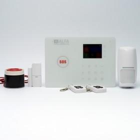 Охранная WiFi/GSM сигнализация ALFA G65