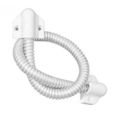 Переход гибкий для монтажа кабеля замка СКУД (Гибкий кабель канал СКУД)