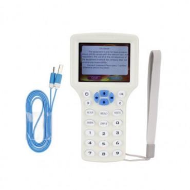 Дубликатор карт доступа EM-Marine и Mifare (125 кГц и 13,56 МГц)