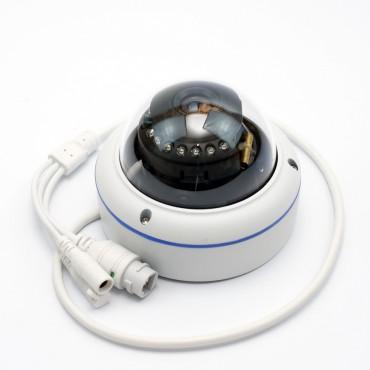 Уличная купольная WIFI IP видеокамера AVR 04