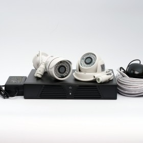 Комплект IPKIT2MP-2СAB (камеры 2 МП)
