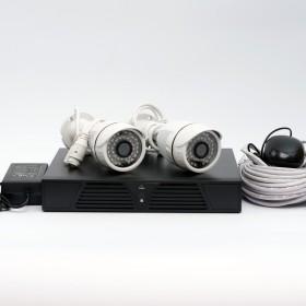 Комплект IPKIT2MP-2СB (камеры 2 МП)