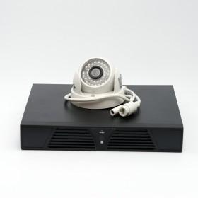 Комплект IPKIT2MP-1СA (камера 2 МП)