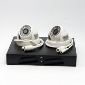 Комплект IPKIT2MP-2СA (камеры 2 МП)
