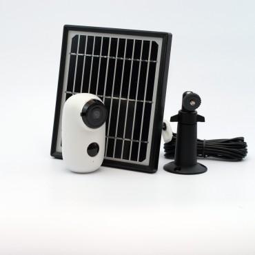 Wi-Fi IP видеокамера ALV 960 со встроенным АКБ и зарядом от солнечной панели