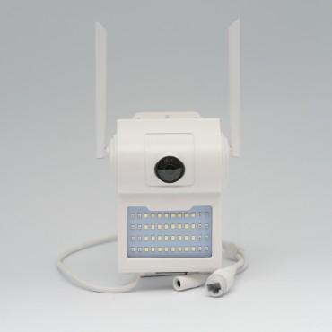 Уличная WIFI IP видеокамера со светодиодным прожектором AL 953