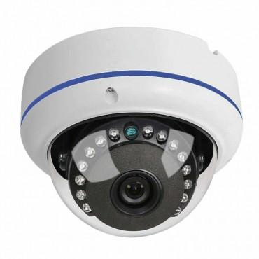Купольная IP WIFI видеокамера KDM-6764EXL (P2P, ICSEE, Xmeye)